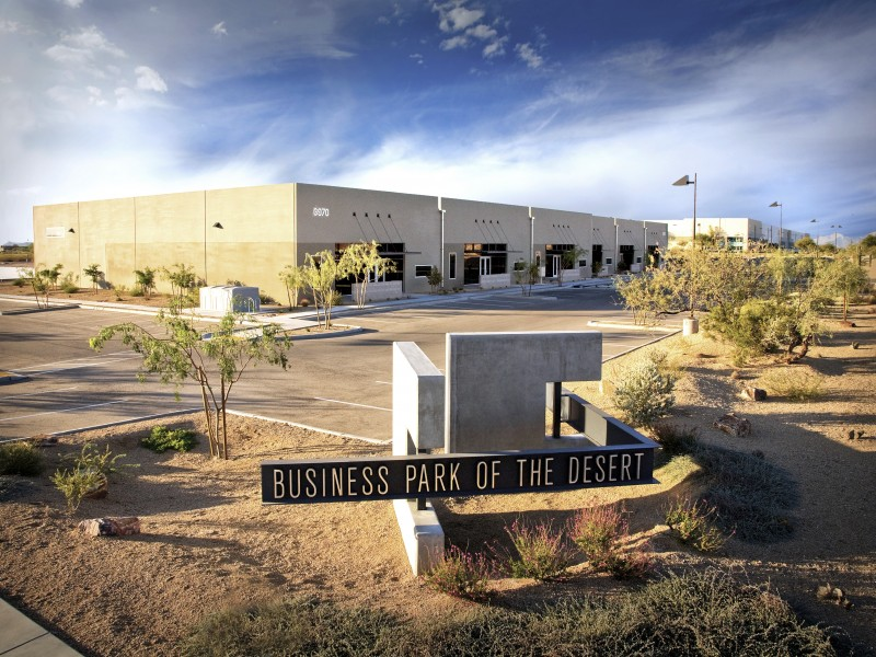 Business Park of the Desert
